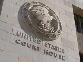 U.S. District Court located in Santa Ana, Orange County, California