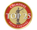 Criminal Trial Lawyers Top 25 Shaun Khojayan