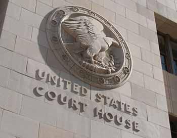 U.S. District Court located in Santa Ana, Orange County, California