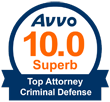 AVVO Top 10 Superb Los Angeles Criminal Defense Attorney
