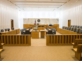 HEROIN TRAFFICKER'S SENTENCE REDUCED FROM MANDATORY MINIMUM 10 YEARS TO 14 MONTHS