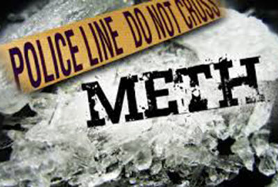 Felony drug trafficking conviction. Case was resolved.
